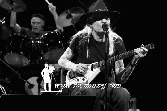 Johnny Winter (autor Zoran  Trtica)